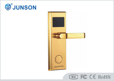 China Stand Alone RFID Hotel Locks / Key Card Access Locks High Security distributor
