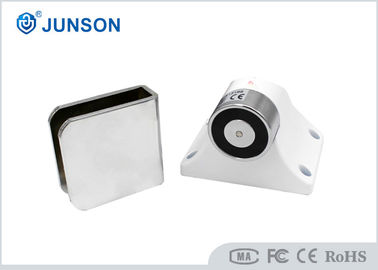 Glass Door Installation Electromagnetic Door Holder JS-H36B-S Zinc Alloy Finishes