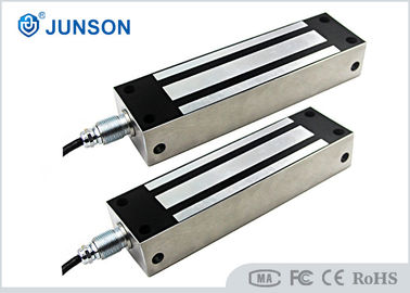 China 1200lbs IP68 Electromagnetic Lock Stainless Stee Heavy Duty Magnetic Type JS-500W factory