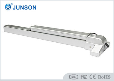 China Double Door Push Bar Exit Device Prevent Shock 1024mm Length UL Listed JS-1510P distributor