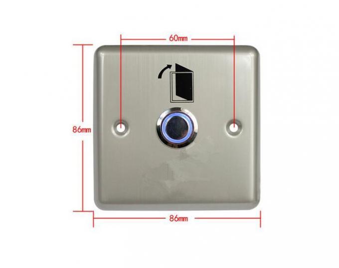 Deadbolt Narrow Stile Aluminum Door Combination Door Lock