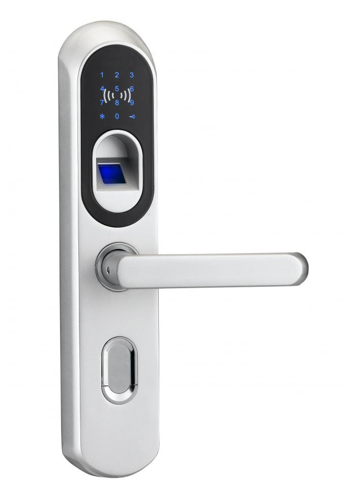 Outdoor Keyless Biometric Fingerprint Door Locks With Deadbolt