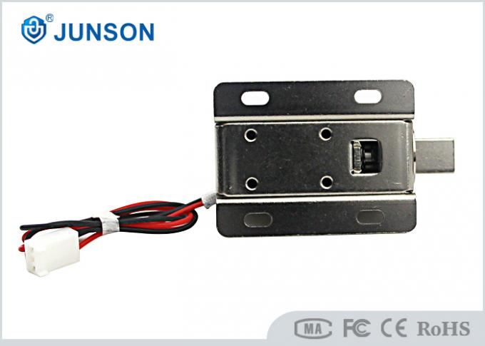 CE Electric Bolt Lock Interlocking Switch , Electric Drop Bolt for Gates