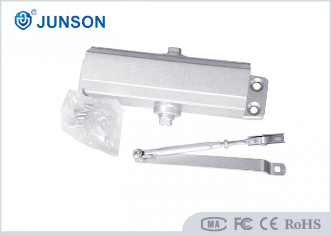 Aluminium Alloy Smallest Door Closer Hydraulic Pressure for 25kg door